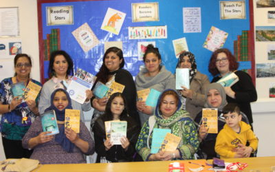 Parents take the lead on learning to read with book club scheme