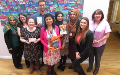 School delighted as Punam wins Teaching Assistant of the Year