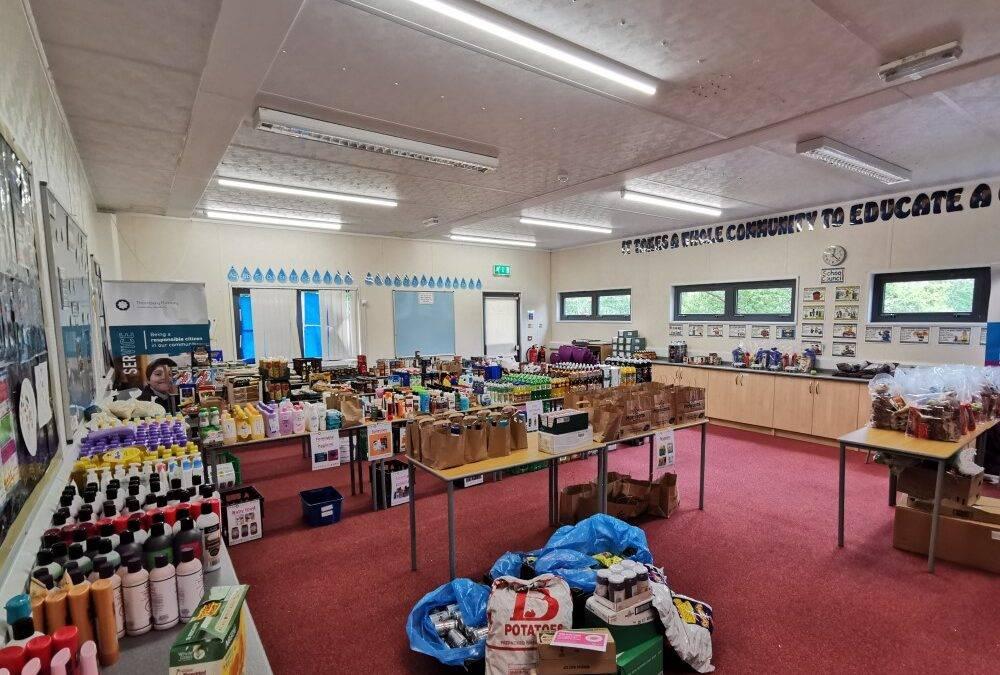 Bradford schools launch foodbank to help vulnerable during coronavirus pandemic